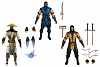 Mortal Kombat X Raiden , Sub-Zero and Scorpion Figures