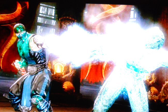 sub zero vs scorpion fatality. Let The E3 Revelations Begin!