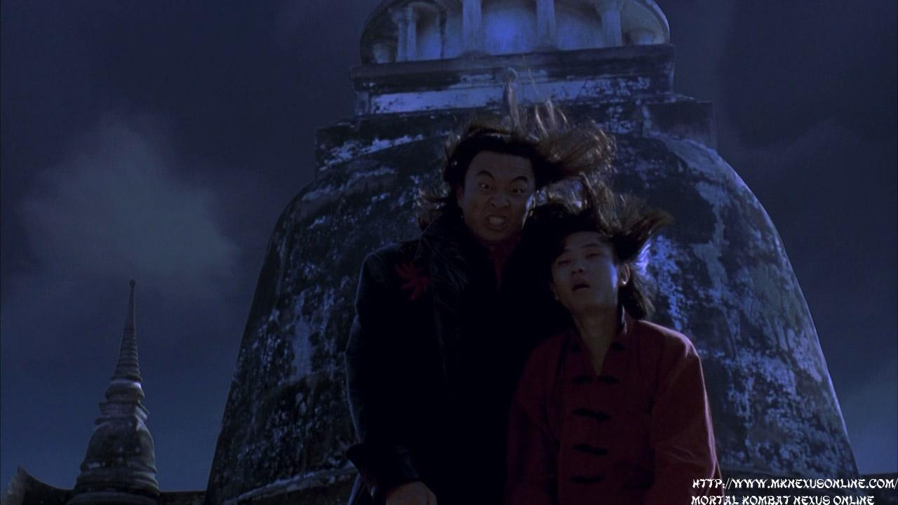 shang tsung mortal kombat movie
