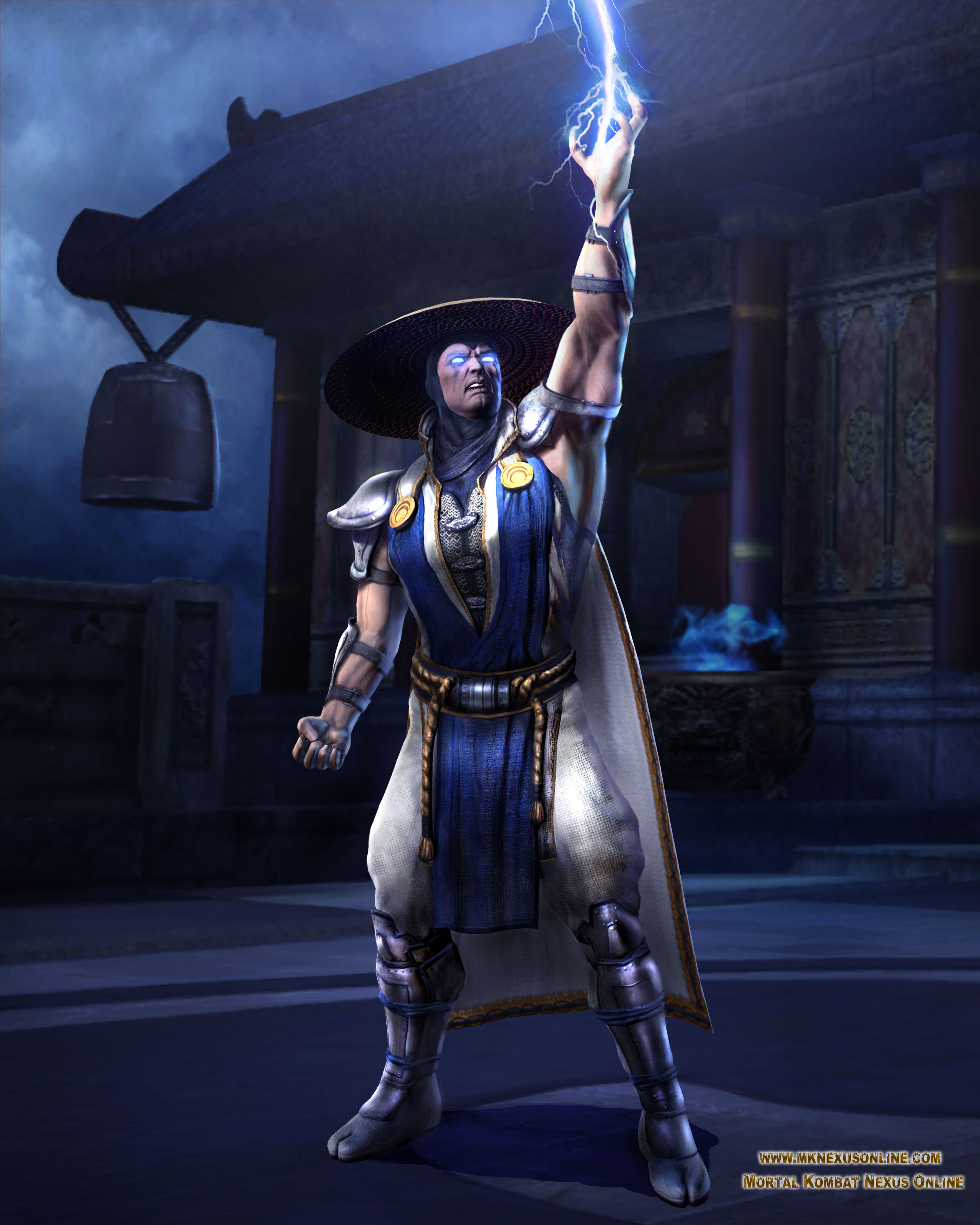 Mortal Kombat VS. DCU Raiden