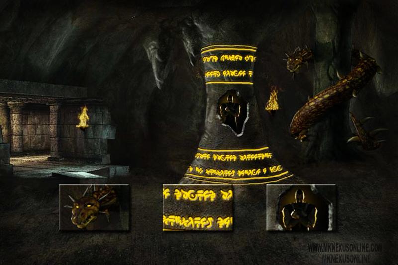 mortal kombat armageddon arena