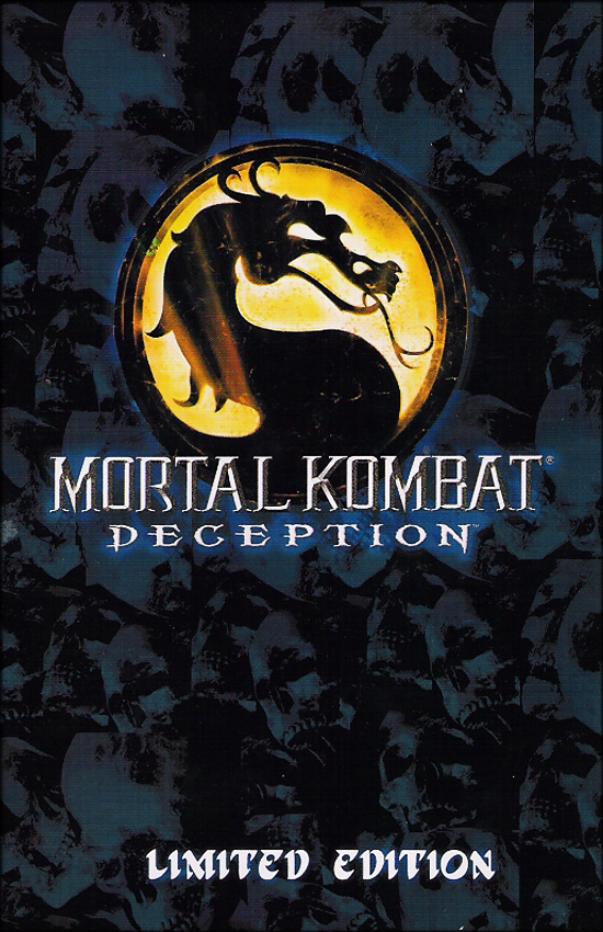 mortal kombat deception comic cover