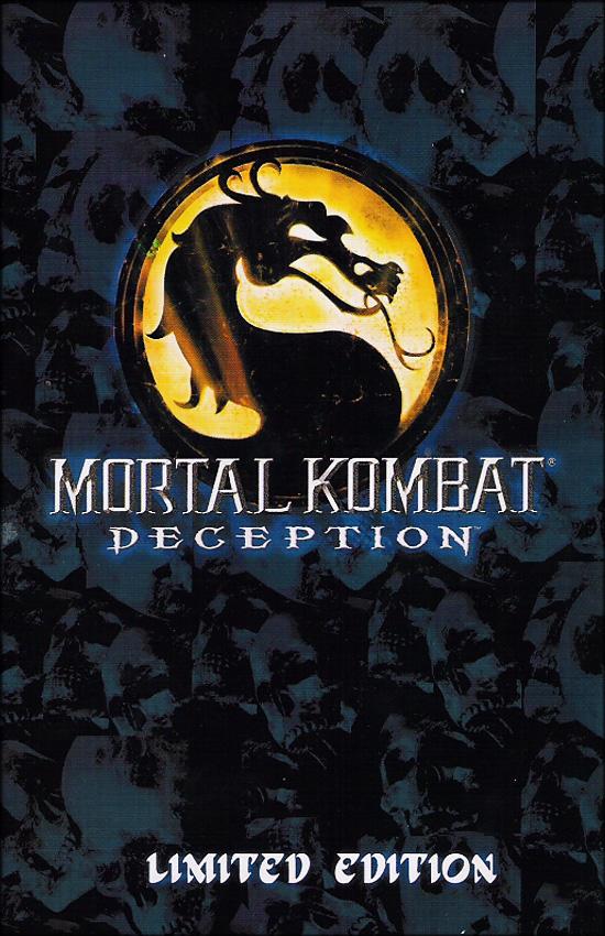 mortal kombat deception comic cover