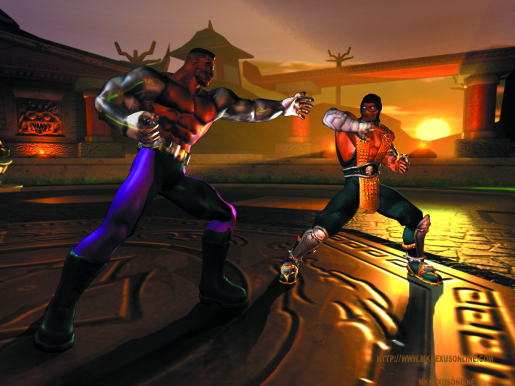Mortal Kombat Deadly Alliance Jax