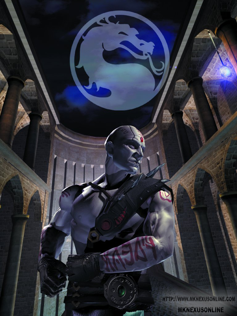 Mortal Kombat Deadly Alliance Quanchi