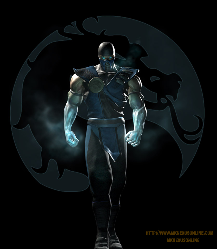 Mortal Kombat Deadly Alliance Sub-Zero