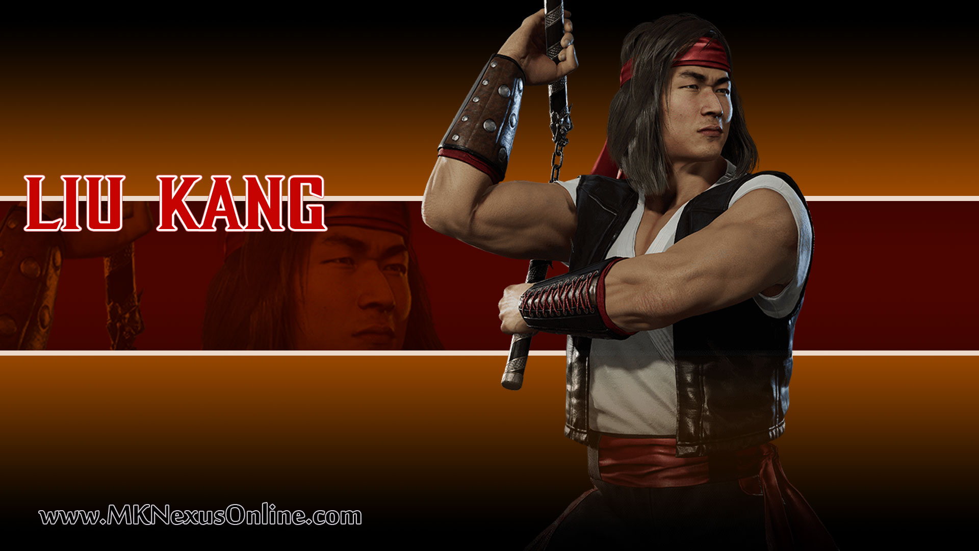 Mortal Kombat 11 Liu Kang Wallpaper HD