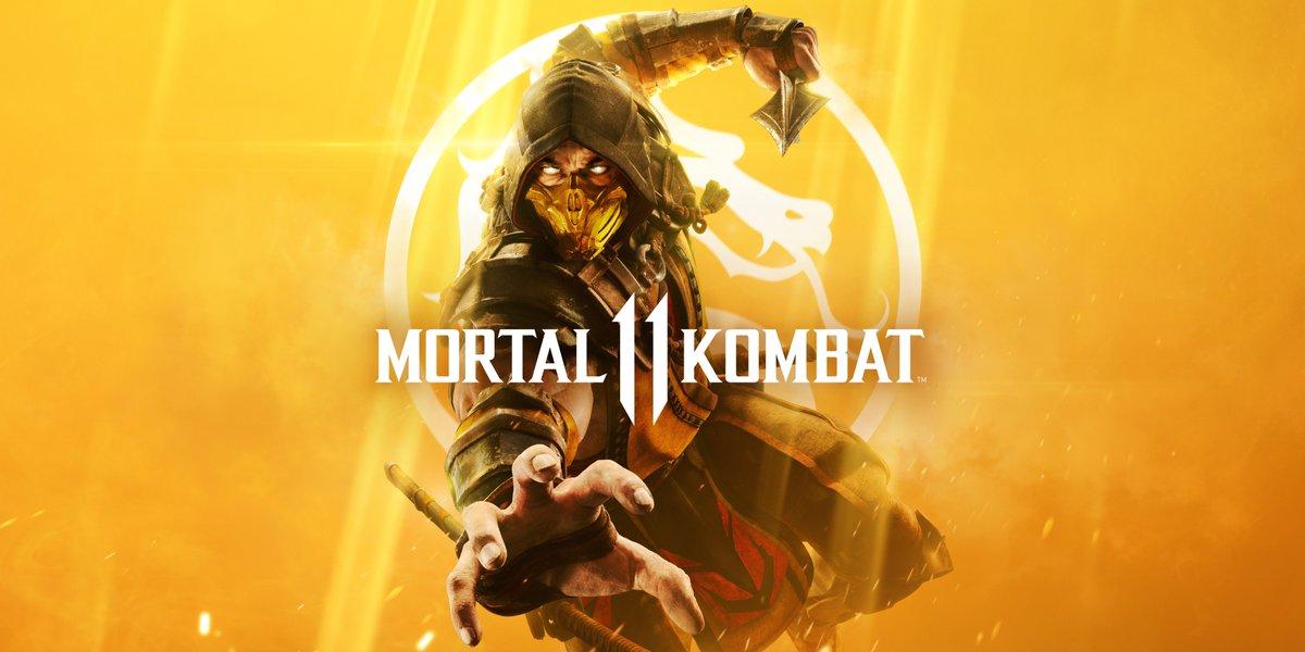 Mortal Kombat 11 BoxArt