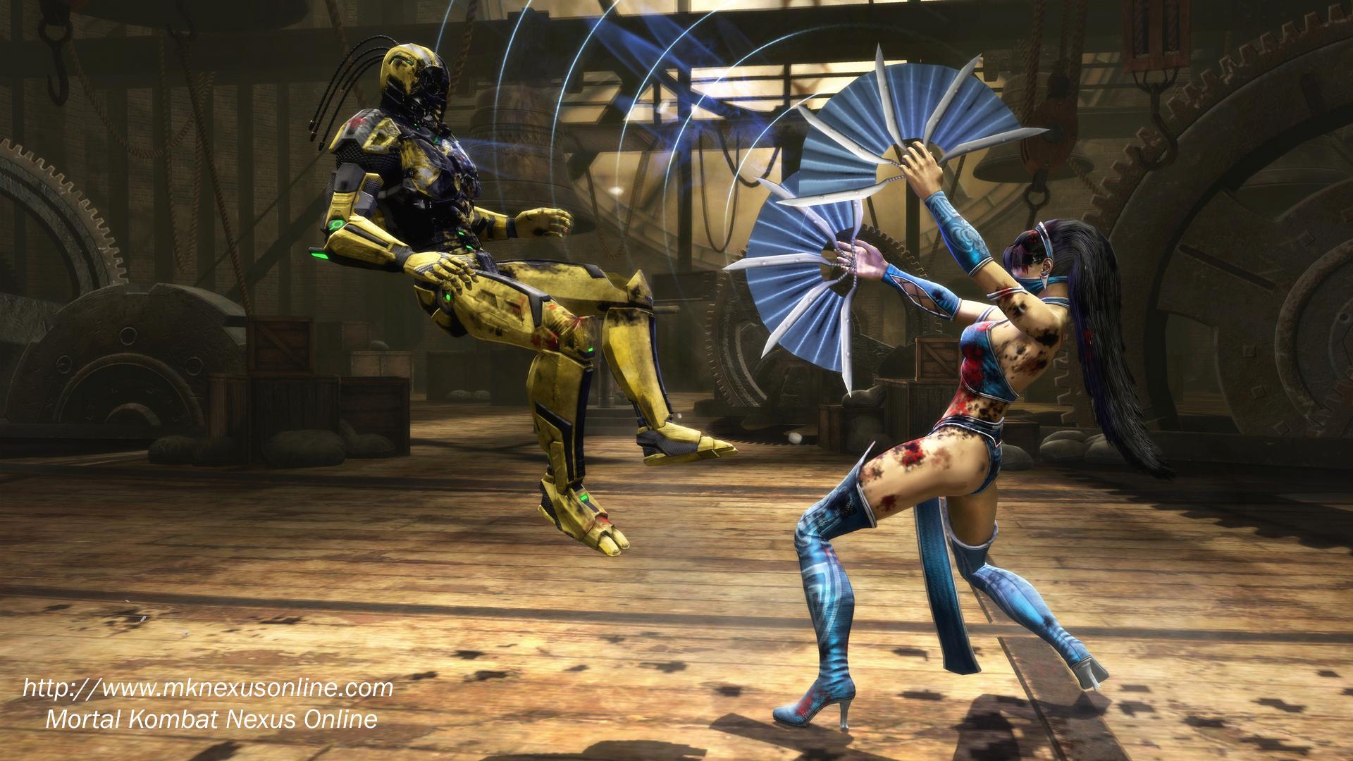 Mortal kombat 9 online game