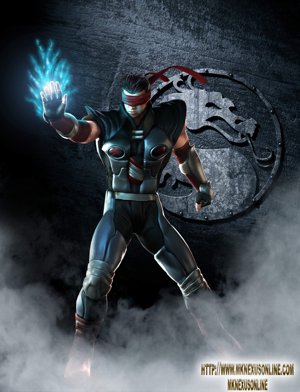 Mortal Kombat Deception Kenshi