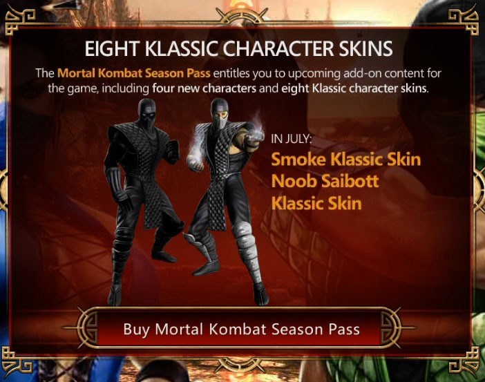 First look at Rain and Kenshi via Xbox Live Advertisement! - Forums