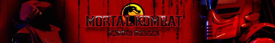 Mortal Kombat Nexus Sektor Banner