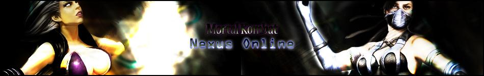 Mortal Kombat Sindel Kitana Banner