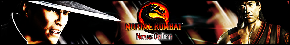 Mortal Kombat Kung Lao and Liu Kang
